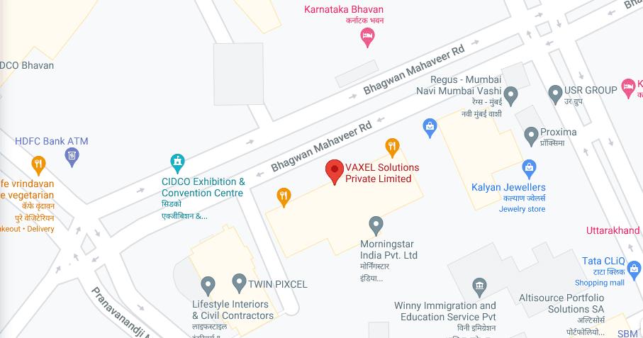 VAXEL Office Location_Address